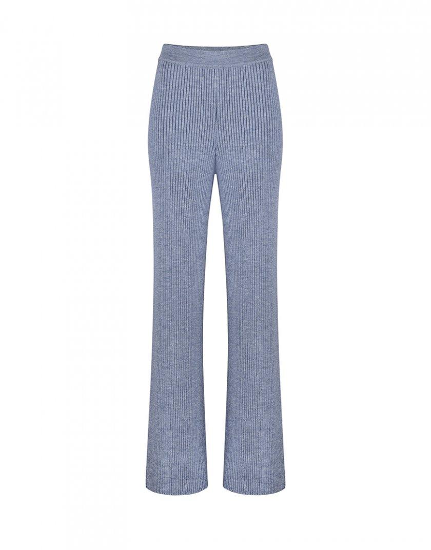 Вязанные брюки из шерсти SAYYA_FW1084-2, фото 1 - в интернет магазине KAPSULA