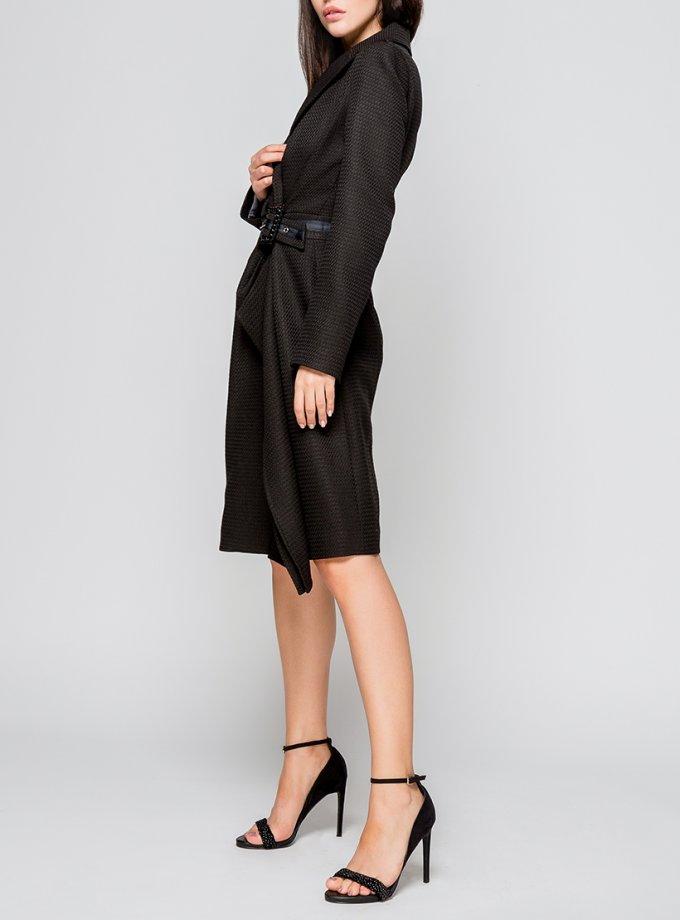 Платье из шерсти на запах TT_FW21_02, фото 1 - в интеренет магазине KAPSULA