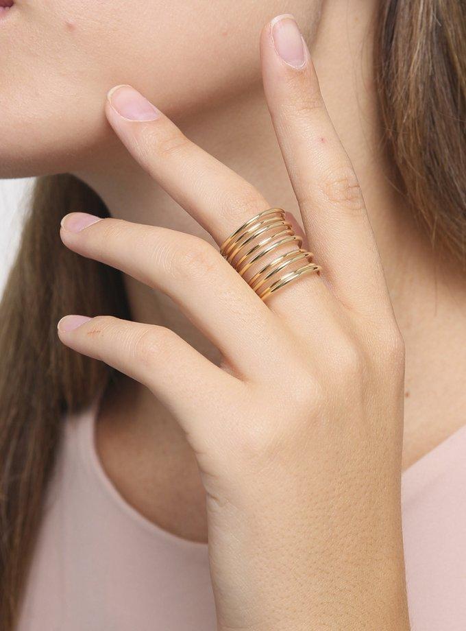 Серебряное кольцо INFINITY yellow AA_3K001-0001, фото 1 - в интеренет магазине KAPSULA