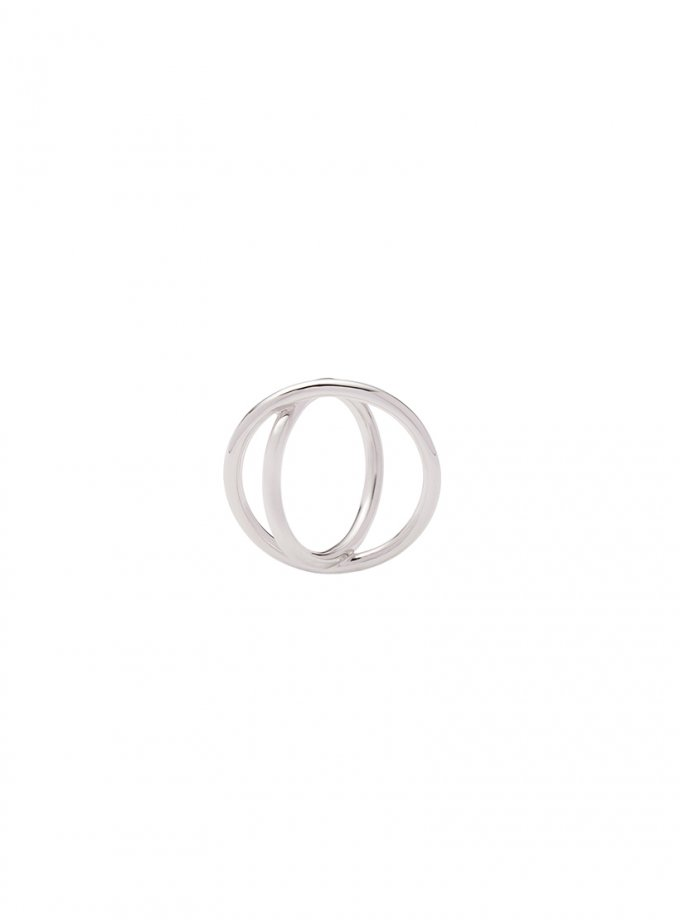 Кольцо из серебра MOTION AA_3K089-0007, фото 1 - в интеренет магазине KAPSULA