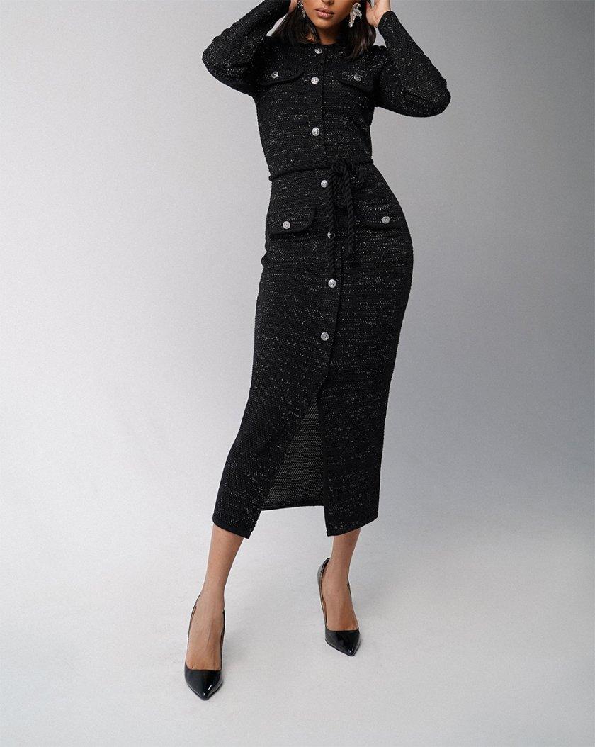 Платье Gabrielle из шерсти JDW_J.D.0512, фото 1 - в интеренет магазине KAPSULA