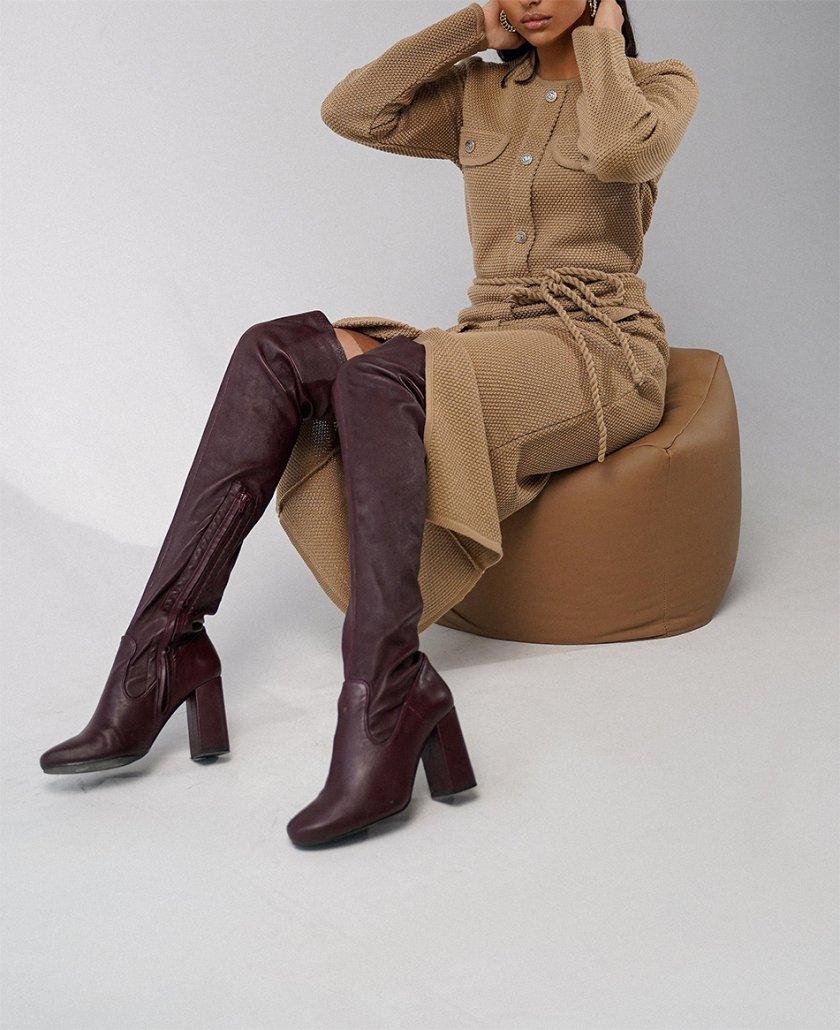 Платье Gabrielle из шерсти JDW_J.D.0612, фото 1 - в интернет магазине KAPSULA