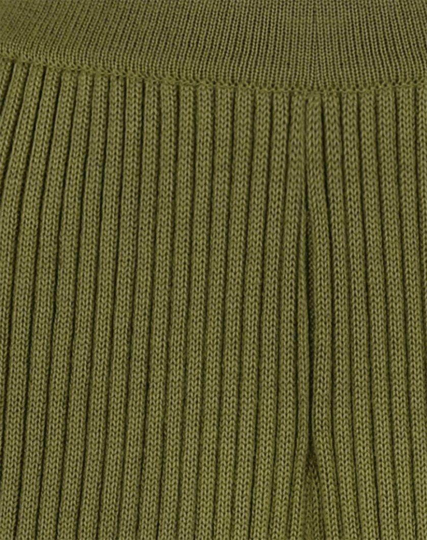 Вязаные брюки из шерсти SAYYA_FW1084-3, фото 1 - в интеренет магазине KAPSULA