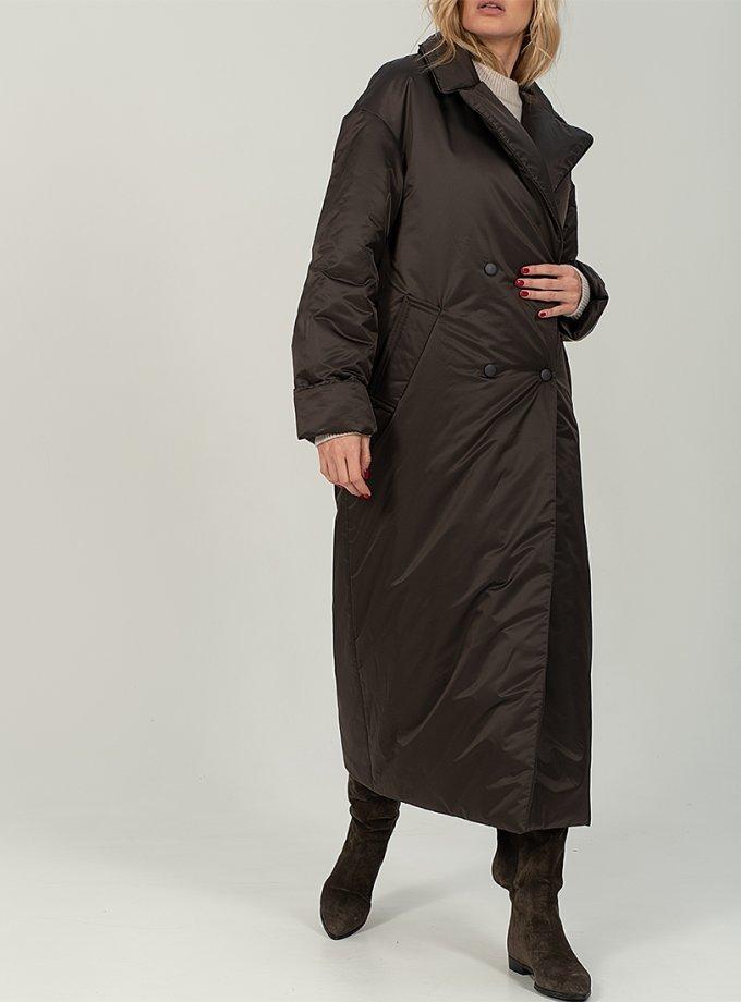Пальто-пуховик Сhocolate WNDR_win_21_pcch_01, фото 1 - в интеренет магазине KAPSULA