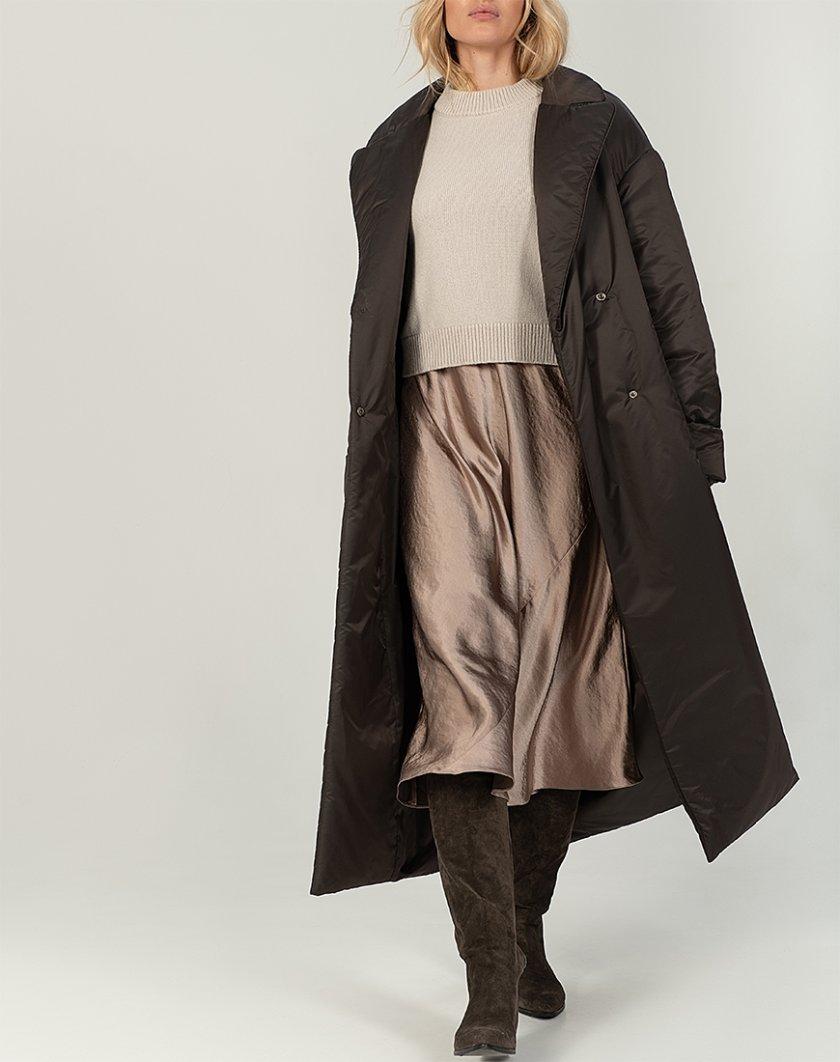 Пальто-пуховик Сhocolate WNDR_win_21_pcch_01, фото 1 - в интернет магазине KAPSULA