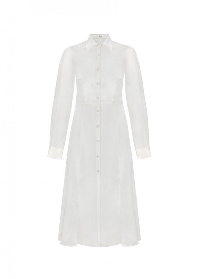 Платье миди на пуговицах IR_FW20_DW_033, фото 1 - в интеренет магазине KAPSULA