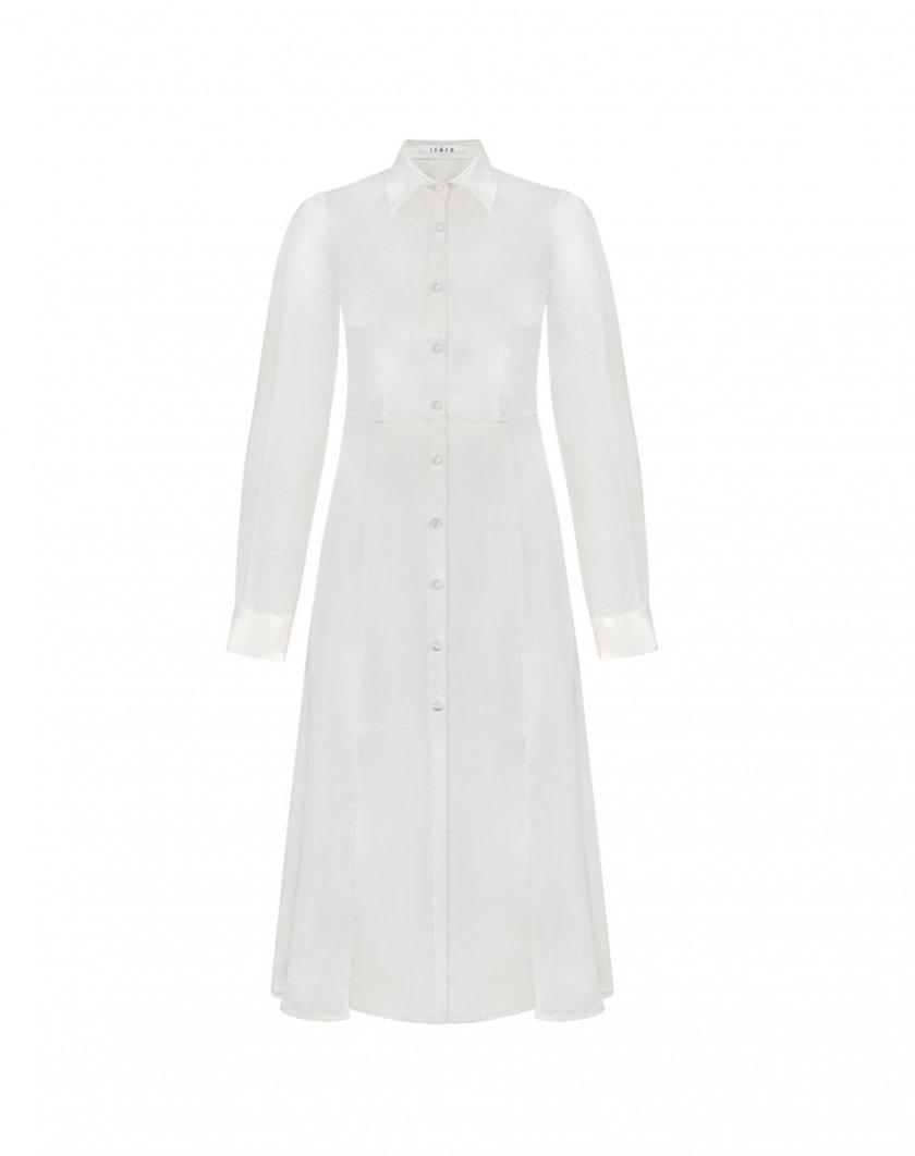 Платье миди на пуговицах IR_FW20_DW_033, фото 1 - в интернет магазине KAPSULA