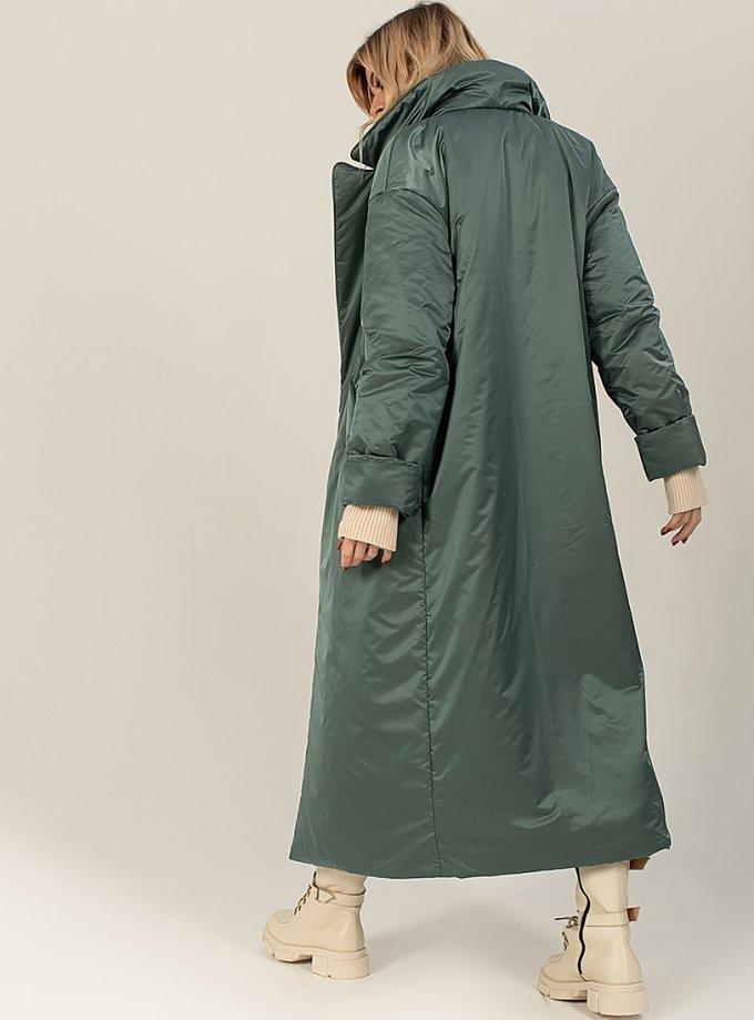 Пальто-пуховик Emerald WNDR_win_21_pcv_01, фото 1 - в интеренет магазине KAPSULA
