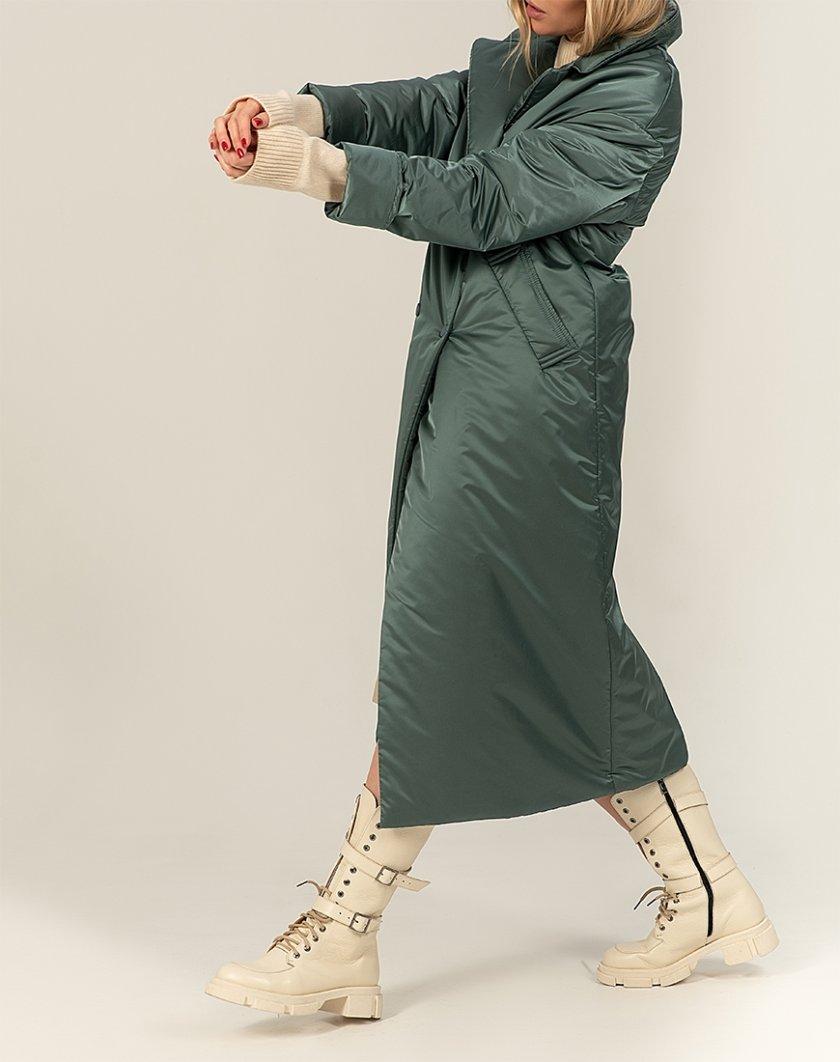 Пальто-пуховик Emerald WNDR_win_21_pcv_01, фото 1 - в интернет магазине KAPSULA