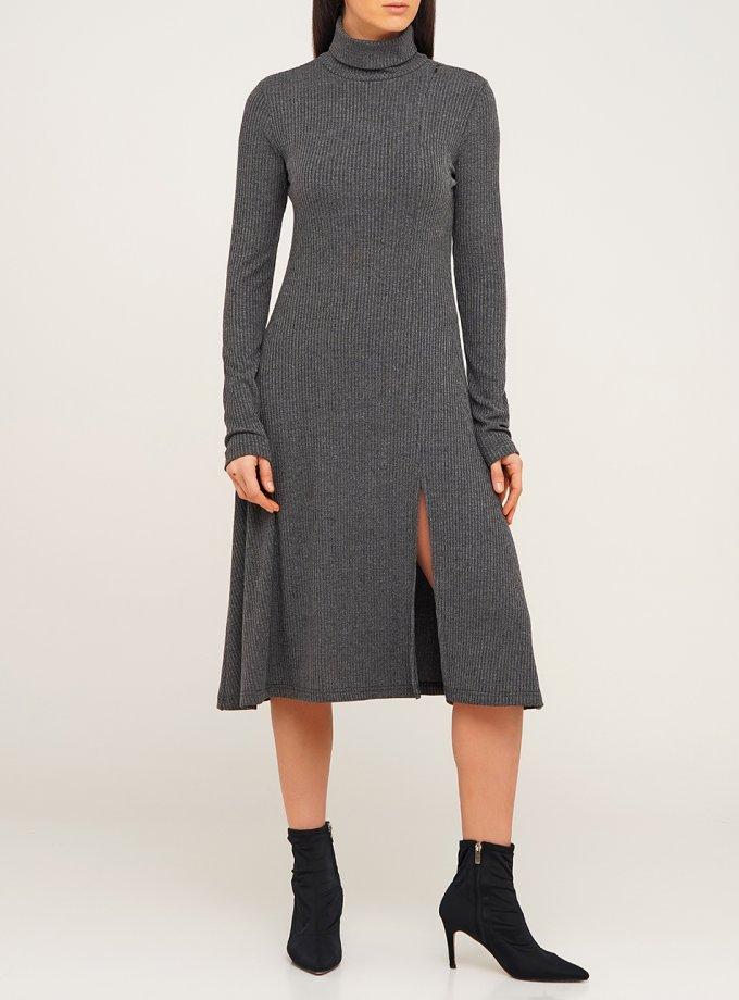 Платье миди из шерсти AY_3081, фото 1 - в интеренет магазине KAPSULA