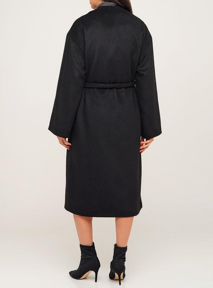 Зимнее пальто из шерсти AY_3084, фото 1 - в интеренет магазине KAPSULA