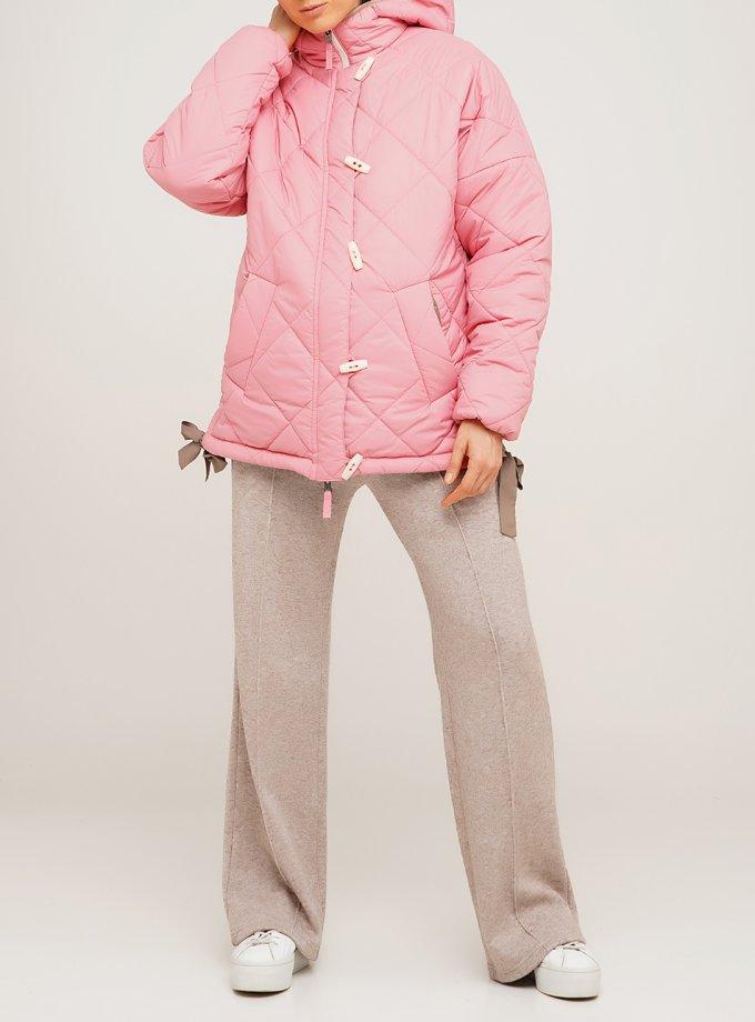 Двухсторонняя куртка на утеплителе AY_3090, фото 1 - в интеренет магазине KAPSULA