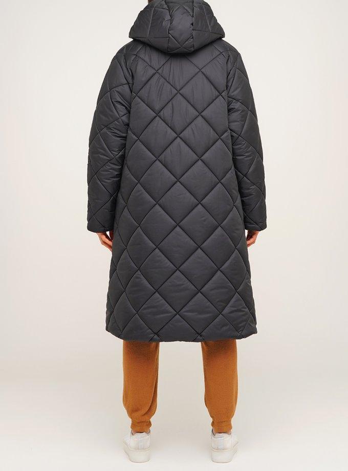 Пальто на утеплителе AY_3094, фото 1 - в интеренет магазине KAPSULA