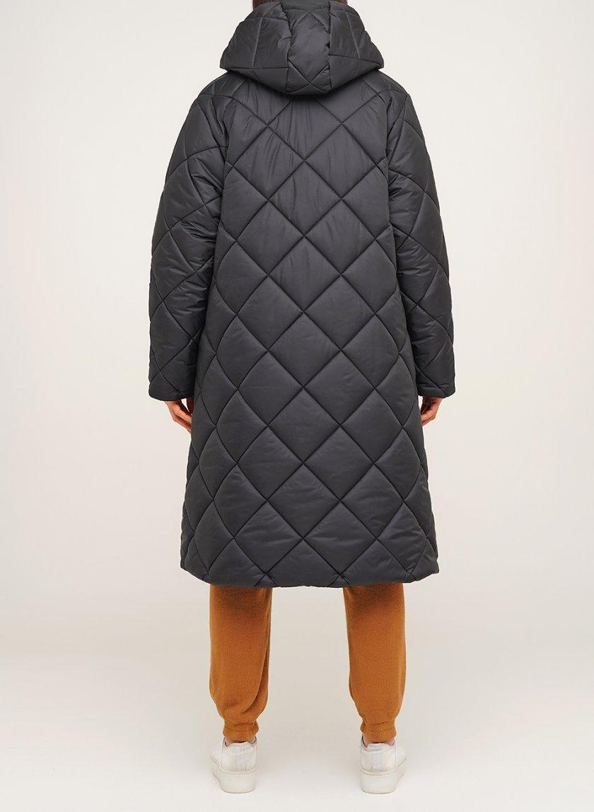 Пальто на утеплителе AY_3094, фото 1 - в интернет магазине KAPSULA