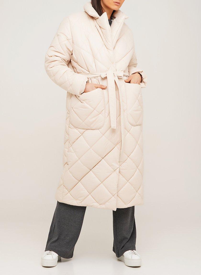 Зимнее стеганное пальто AY_3100, фото 1 - в интеренет магазине KAPSULA