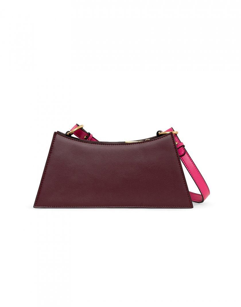 Кожаная сумка #колиянебоялась MRSL_30_331120, фото 1 - в интернет магазине KAPSULA