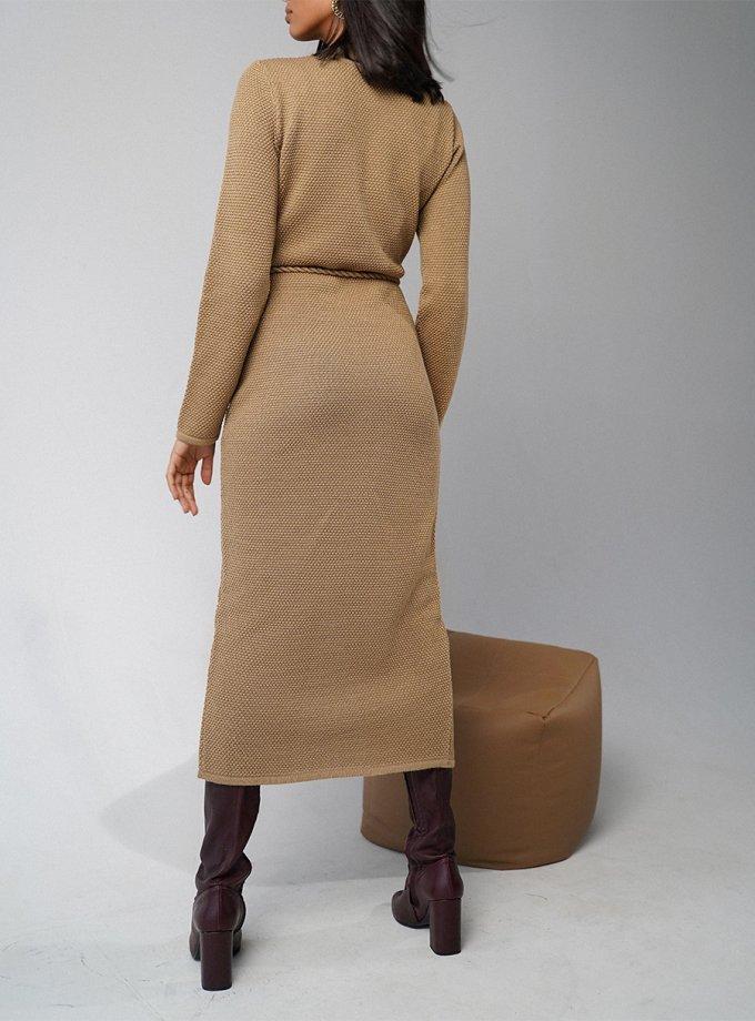 Платье Gabrielle из шерсти JDW_J.D.0612, фото 1 - в интеренет магазине KAPSULA