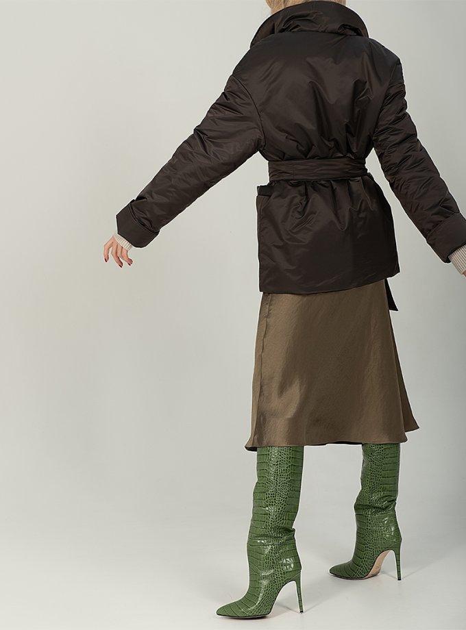 Короткий пуховик Сhocolate WNDR_win_21_djch_02, фото 1 - в интернет магазине KAPSULA