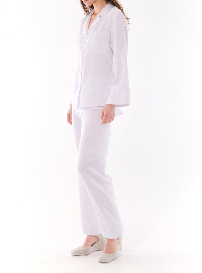 Пижама Linda MRCH_CHR_02_white, фото 1 - в интеренет магазине KAPSULA