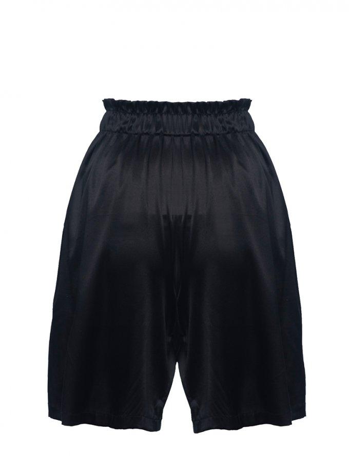 Шелковые шорты Calliope DONT_M17611, фото 1 - в интернет магазине KAPSULA