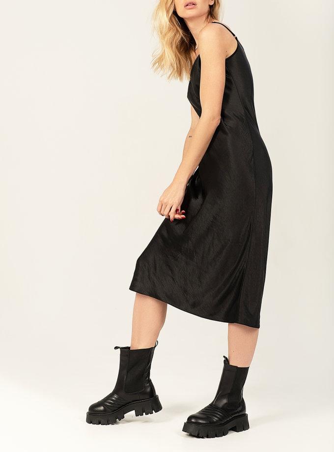 Платье c бретелями-цепями WNDR_fw2021_sdcb_15, фото 1 - в интеренет магазине KAPSULA