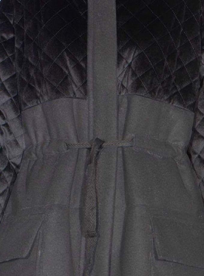 Пальто-пуховик из шерсти INS_FW2021_3, фото 1 - в интеренет магазине KAPSULA