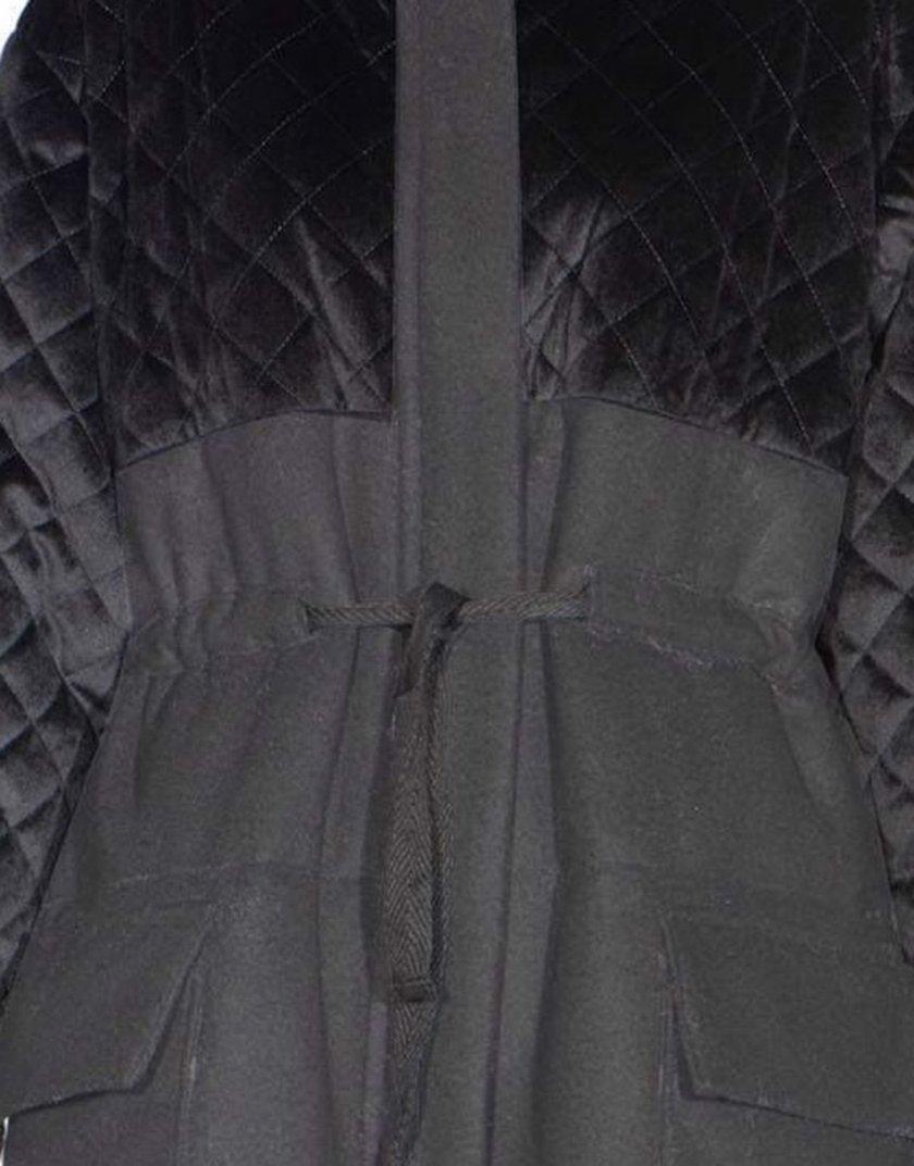 Пальто-пуховик из шерсти INS_FW2021_3, фото 1 - в интернет магазине KAPSULA