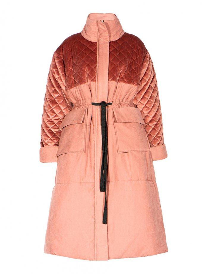 Пальто-пуховик миди INS_FW2021_5, фото 1 - в интернет магазине KAPSULA