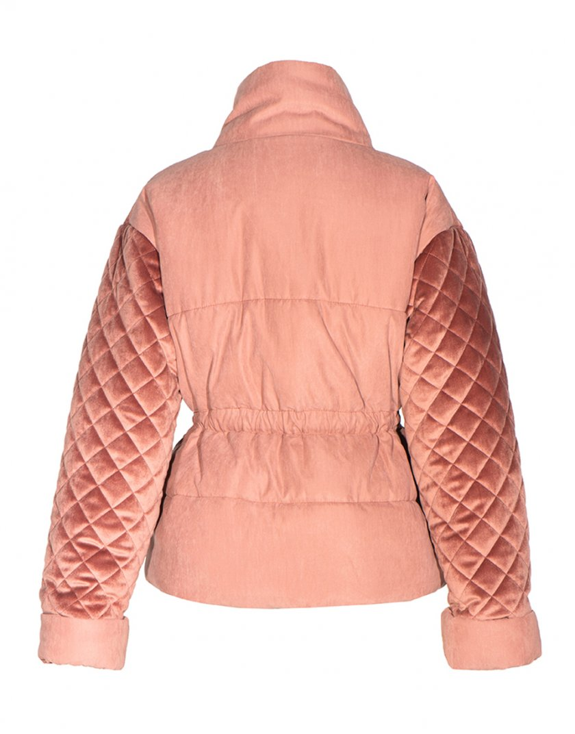Укороченный пальто-пуховик INS_FW2021_6, фото 1 - в интернет магазине KAPSULA