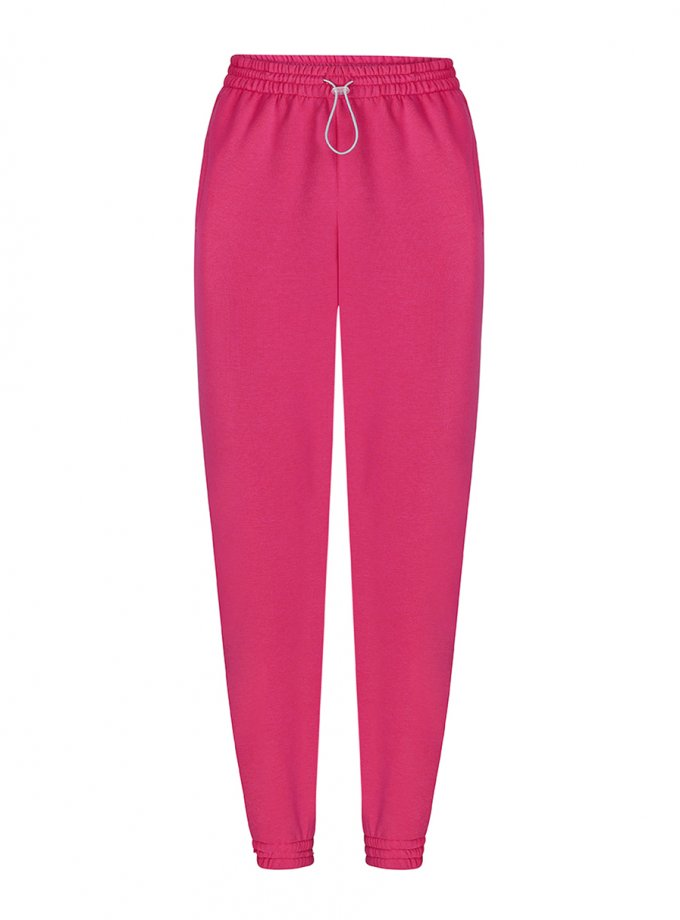 Утепленные брюки из хлопка NM_442б, фото 1 - в интеренет магазине KAPSULA