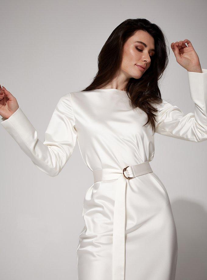 Платье L Milano из хлопка MC_MY3721-1, фото 1 - в интеренет магазине KAPSULA