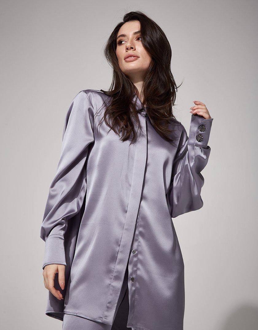 Сатиновый костюм Berta MC_MY4021, фото 1 - в интеренет магазине KAPSULA
