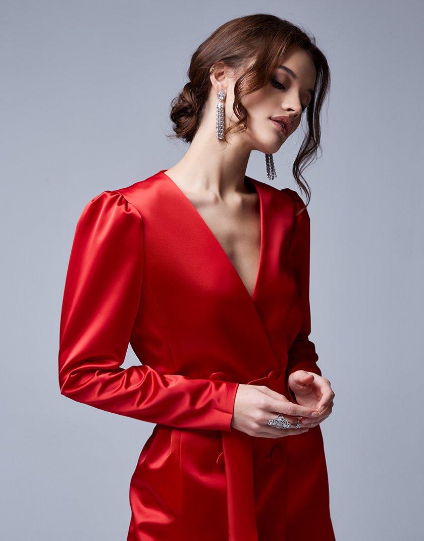 Платье-пиджак Demi MC_MY4230, фото 1 - в интернет магазине KAPSULA