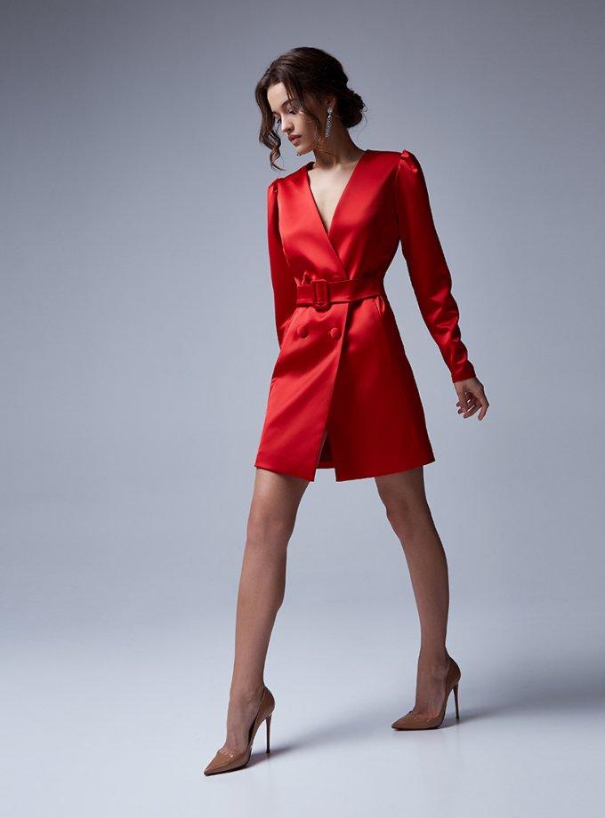 Платье-пиджак Demi MC_MY4230, фото 1 - в интеренет магазине KAPSULA