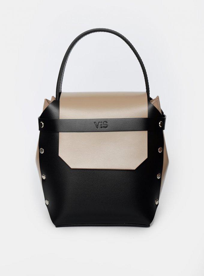 Кожаная сумка Adara VIS_Adara-bag-013, фото 1 - в интеренет магазине KAPSULA