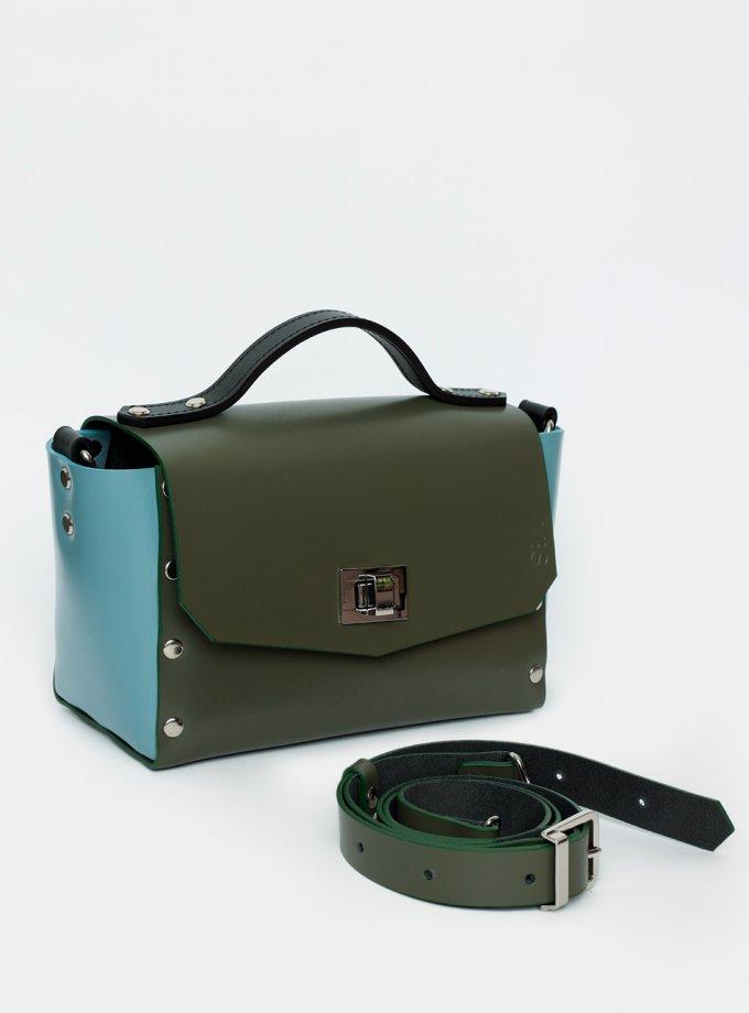Кожаный портфель Antares VIS_Antares-briefcase-002, фото 1 - в интеренет магазине KAPSULA