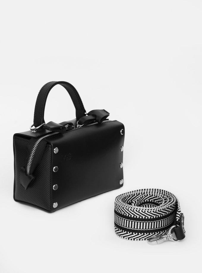 Кожаная сумка на молнии Antares VIS_Antares-zipper-002, фото 1 - в интеренет магазине KAPSULA