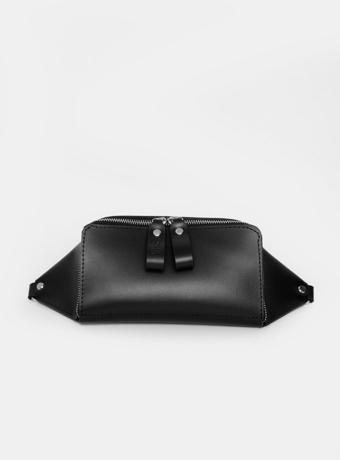 Сумка на пояс из кожи VIS_Belt-bag-001, фото 1 - в интеренет магазине KAPSULA