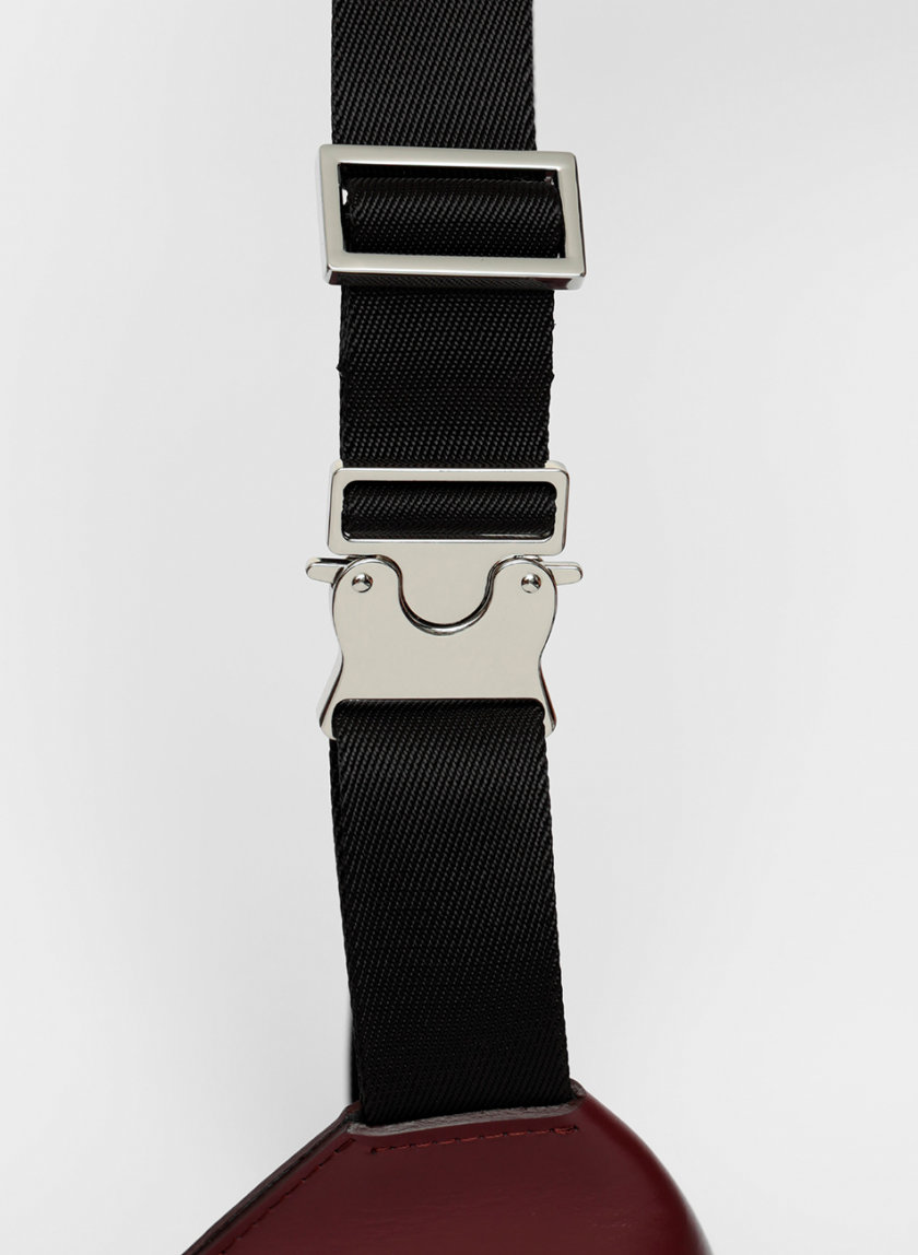 Сумка на пояс из кожи VIS_Belt-bag-002, фото 1 - в интернет магазине KAPSULA