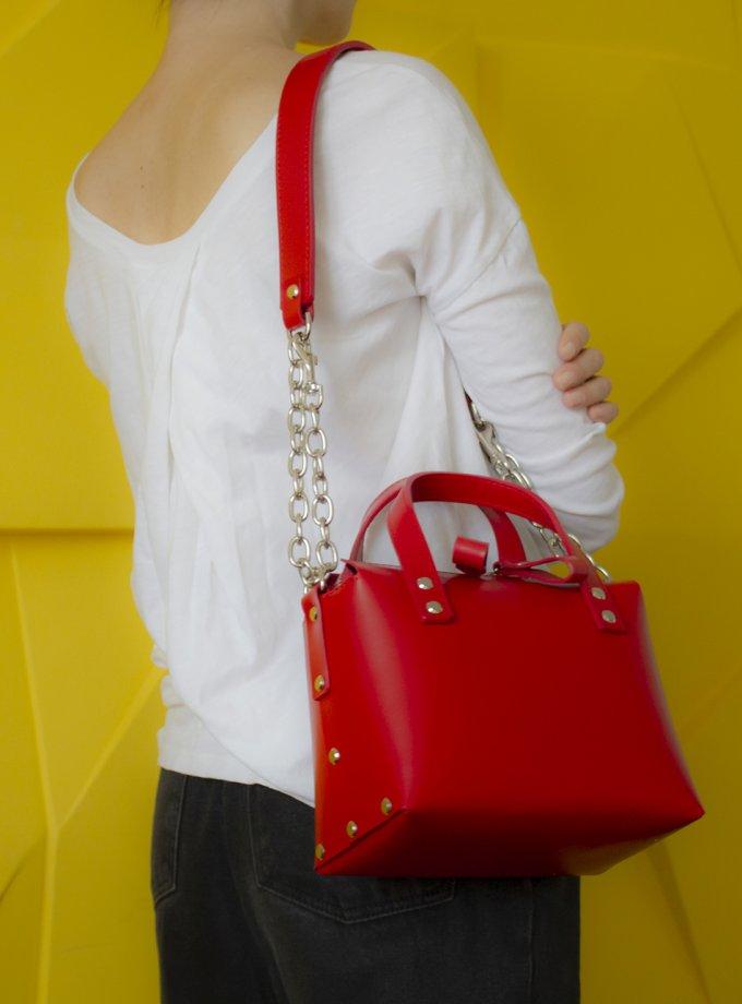 Сумка Doris из натуральной кожи VIS_Doris-bag-003, фото 1 - в интеренет магазине KAPSULA