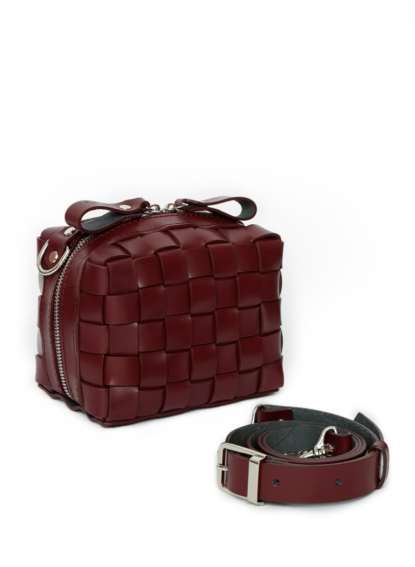 Кожаная сумка Freia VIS_Freia-bag-002, фото 1 - в интернет магазине KAPSULA