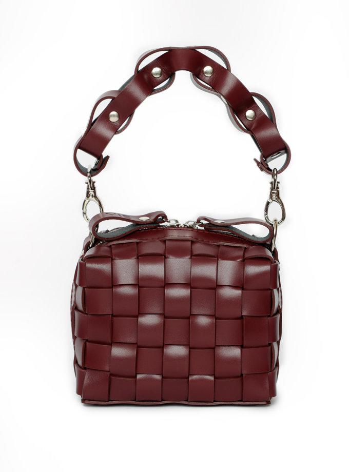 Кожаная сумка Freia VIS_Freia-bag-002, фото 1 - в интеренет магазине KAPSULA