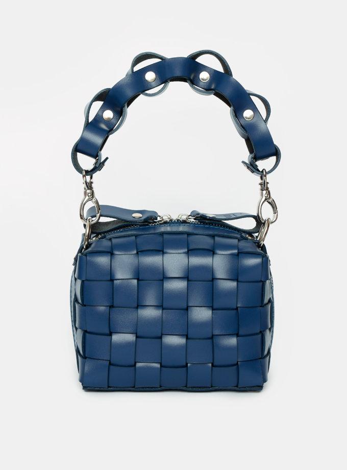 Кожаная сумка Freia VIS_Freia-bag-1, фото 1 - в интеренет магазине KAPSULA