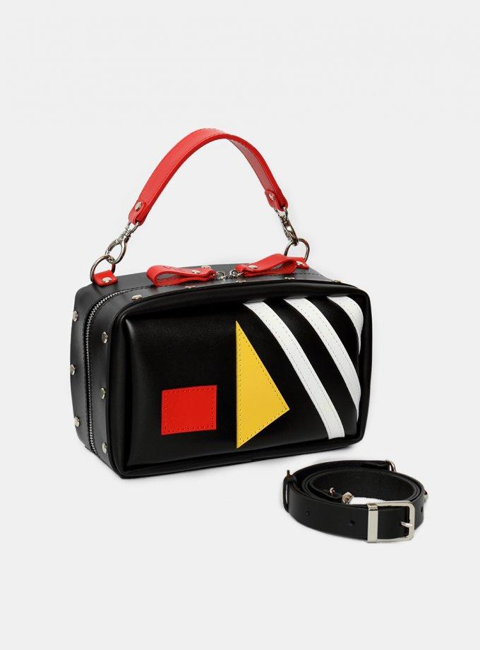 Кожаная сумка Hartli VIS_Hartli-bag-L-003, фото 1 - в интеренет магазине KAPSULA