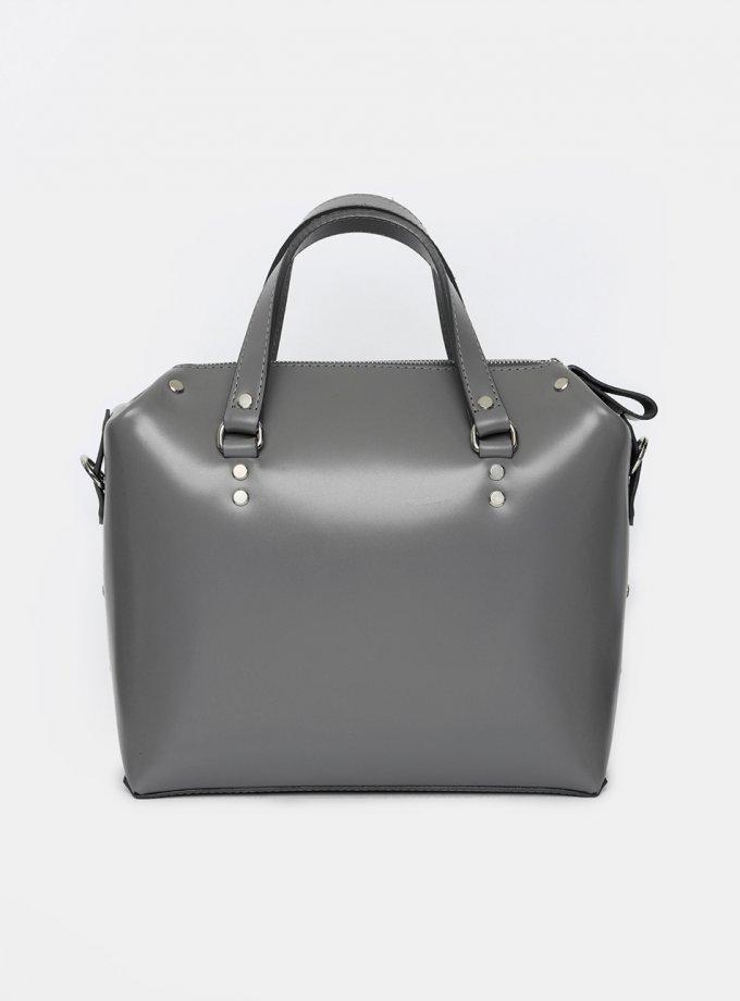Чемодан Kastor М из натуральной кожи VIS_Kastor-suitcase-М-005, фото 1 - в интеренет магазине KAPSULA