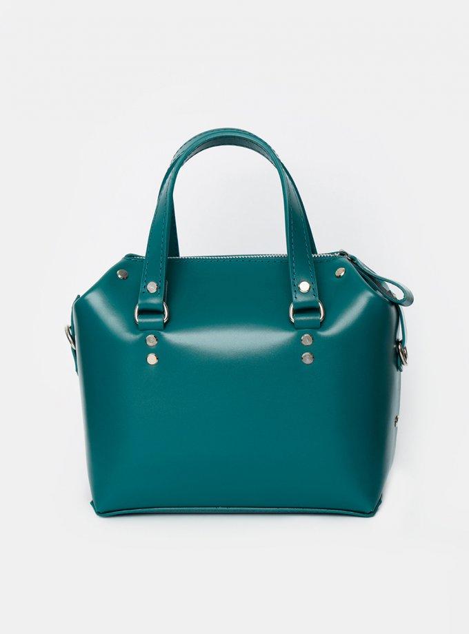 Чемодан Kastor S из натуральной кожи VIS_Kastor-suitcase-S-007, фото 1 - в интернет магазине KAPSULA
