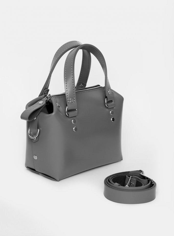 Чемодан Kastor XS из натуральной кожи VIS_Kastor-suitcase-XS-006, фото 1 - в интеренет магазине KAPSULA