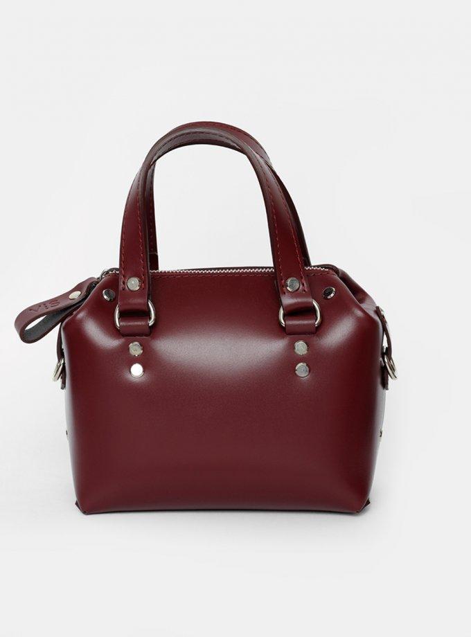 Чемодан Kastor XS из натуральной кожи VIS_Kastor-suitcase-XS-007, фото 1 - в интеренет магазине KAPSULA