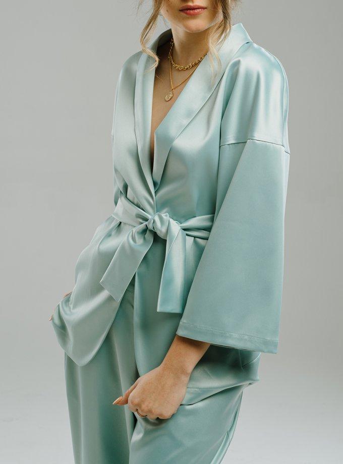 Жакет-кимоно с поясом MNTK_MTS2105, фото 1 - в интеренет магазине KAPSULA