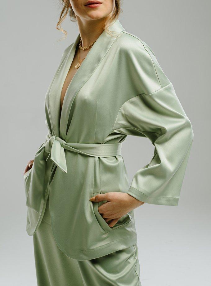 Жакет-кимоно с поясом MNTK_MTS2106, фото 1 - в интернет магазине KAPSULA